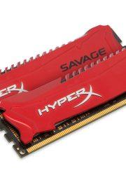 Kingston HyperX Savage 8GB DDR3 1600MHZ 2x4GB