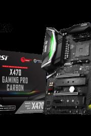 MSI X470 Gaming Pro-Carbon