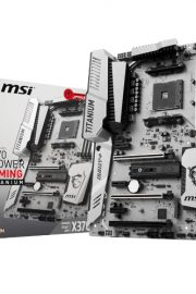 PLACA MSI X370 XPOWER GAMING TITANIUM,AMD,AM4,X370