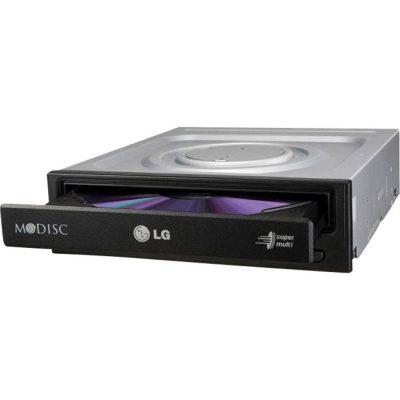 Regrabadora LG GH24NSD1 DVD-Rw 24x Bulk