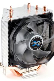 ZALMAN 92MM PWM LED AZUL CNPS7X LED+