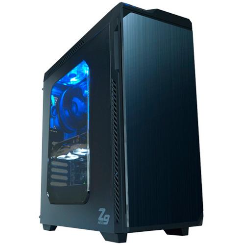 Zalman Z9 NEO Black Midi-Tower Negro