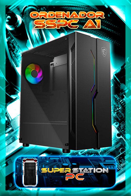 Ordenador Personalizado Almacenamiento Storage-SSPCA1