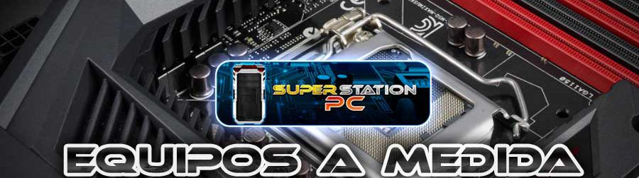 Ordenadores superstation pc