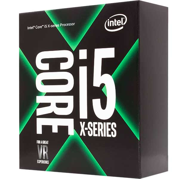 Intel Core i5-7640X 4Ghz