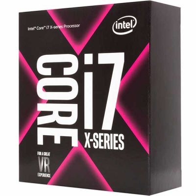 Intel Core i7-7740X 4.30 GHZ