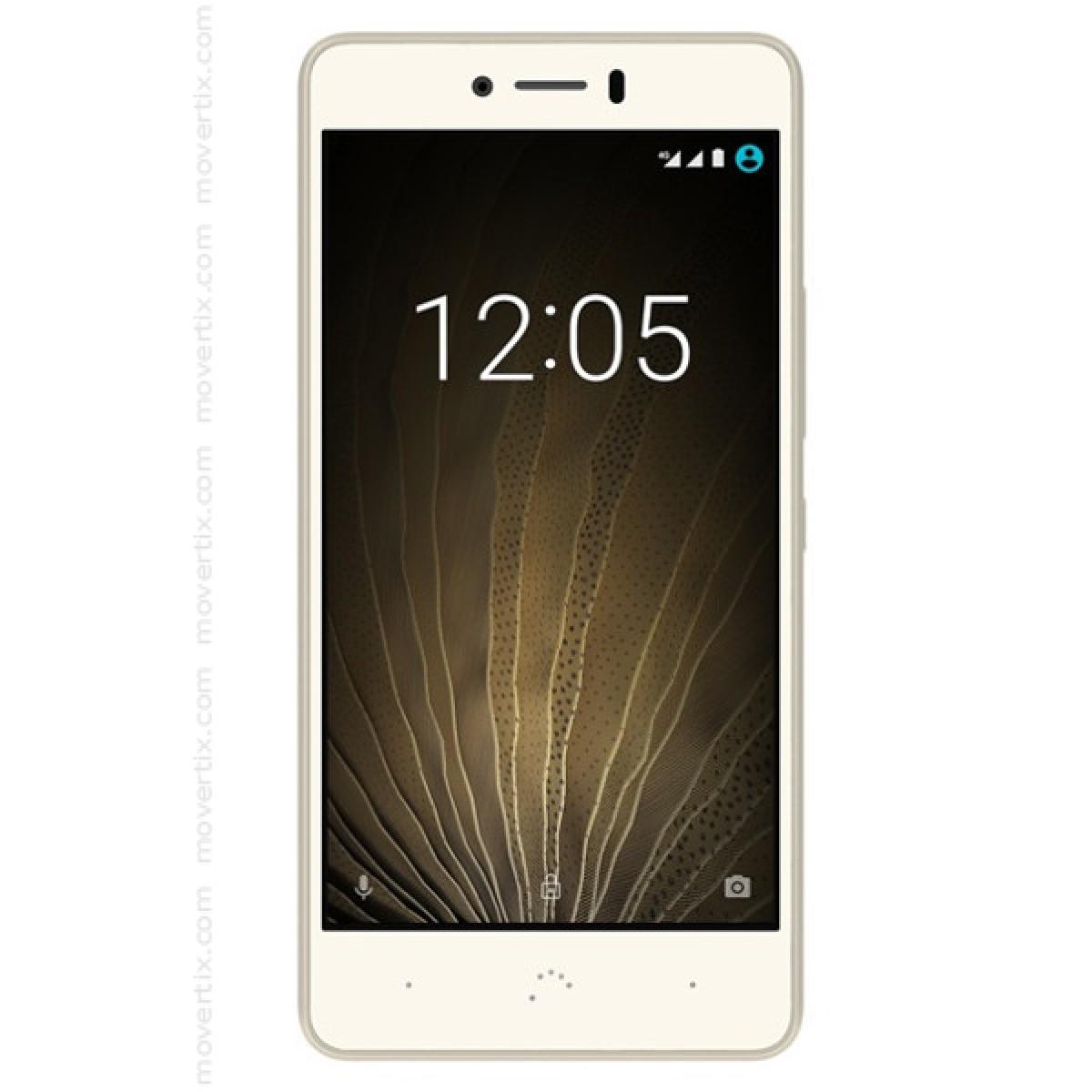 BQ Aquaris U Lite Blanco-Dorado 16GB Almacenamiento 2GB Ram