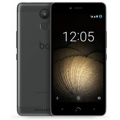 BQ Aquaris U Plus Negro 16GB Almacenamiento 2GB Ram