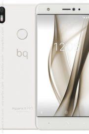 BQ Aquaris X Pro Blanco 64GB Almacenamiento 4GB Ram