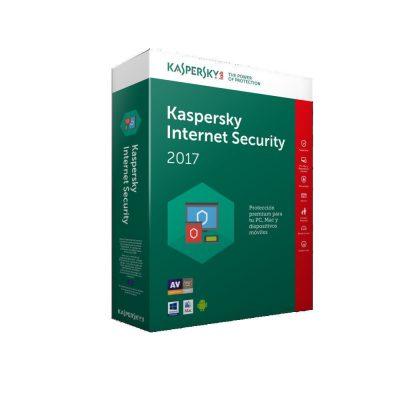 kaspersky Internet Security 2017 Multi 1U