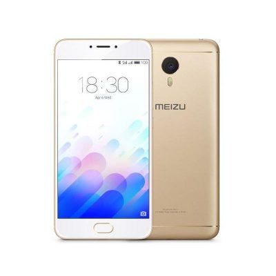 Meizu M3 Note Dorado 16GB Almacenamiento 2GB Ram