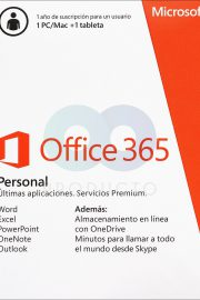 Microsoft Office 365 Personal 1 Dispositivo