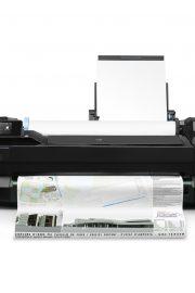 Plotter HP designjet t120 a1.01