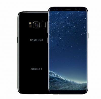 Samsung Galaxy S8 Negro 64GB Almacenamiento 4GB Ram