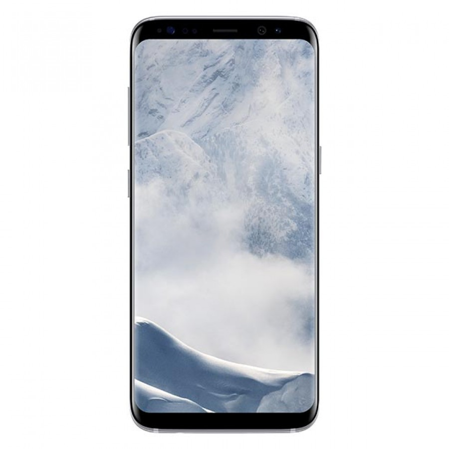 Samsung Galaxy S8 Plus Plata 64GB Almacenamiento 4GB Ram