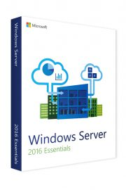Windows Server 2016 Essentials OEM CAL 25