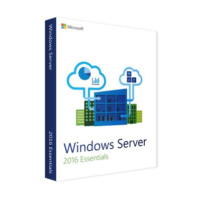Windows Server 2016 Essentials OEM CAL 25