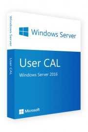 Windows Server 2016 OEM CAL 16