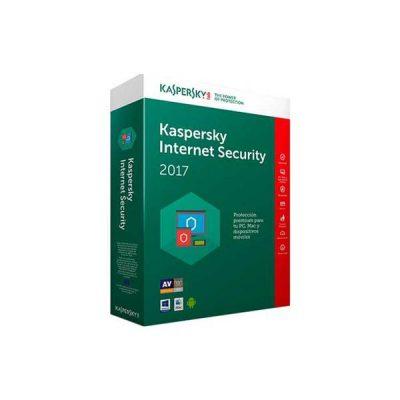 kaspersky Internet Security 2017 4U
