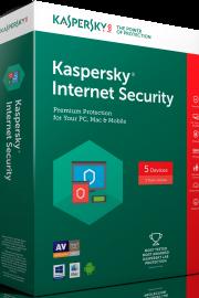 kaspersky Internet Security Multi 2017 5U