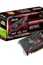 Asus GTX 1050 Ti OC Expedition 4GB