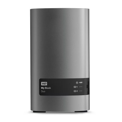 Disco Duro WD 12TB My Book Duo
