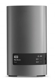 Disco Duro WD 4TB My Book Duo