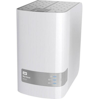 Disco Duro WD 4TB My Cloud Mirror Gen 2