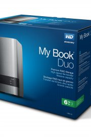 Disco Duro WD 6TB My Book Duo Plata
