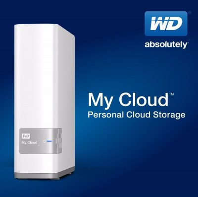 Disco Duro WD 8TB My Cloud