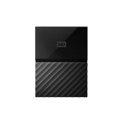 Disco Duro WD SSD 1TB My Passport Worlwide Negro