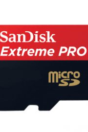 extreme pro sandisk microsdhc 32gb + adaptador 95mb clase 10