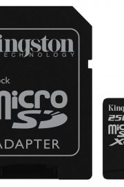 Kingston SDC10G2 256GB Micro SDXC UHS-I Class 10.02