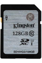 Kingston Technology Class 10 UHS-I SDXC 128GB