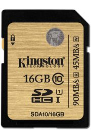 Kingston Technology SDHCSDXC Class 10 UHS-I 16GB