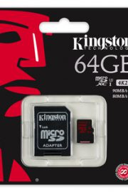 Kingston Technology microSDHC-SDXC UHS-I U3 64GB