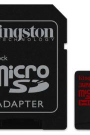 Kingston Technology microSDHCSDXC UHS-I U3 32GB
