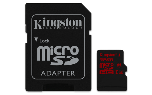 Kingston Technology microSDHCSDXC UHS-I U3 32GB