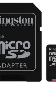 Kingston Technology microSDXC 128GB Class 10 UHS-I