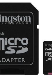 Kingston Technology microSDXC 64GB Class 10 UHS-I