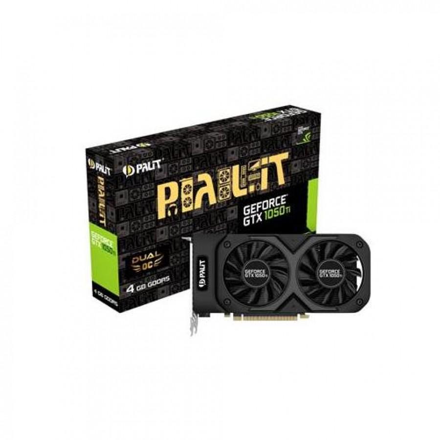 Palit GTX 1050 Ti Dual OC 4GB