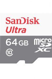 Sandisk SDSQUNB-064G-GN3MN 64GB MicroSDXC Class 10