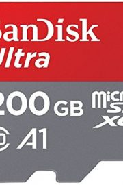 Sandisk Ultra Android Microsdxc 200GB + Sd Adapter + Memory Zone APP.01