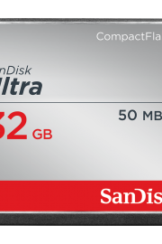 Sandisk Ultra CompactFlash 32GB memoria flash
