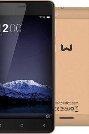 Weimei Force X Dorado 16GB Almacenamiento 3GB Ram