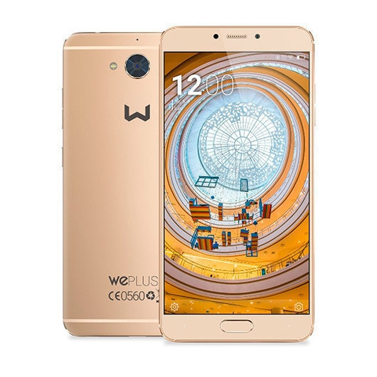 Weimei WE Plus 2 Dorado 64GB Almacenamiento 4GB Ram