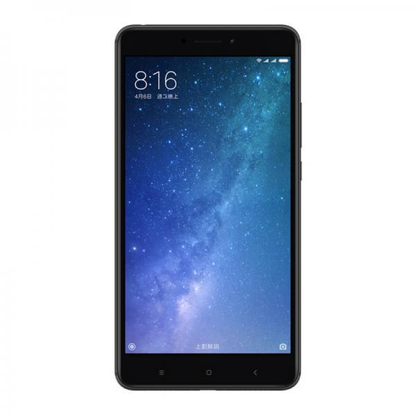 Xiaomi MI Max 2 Negro 64GB Almacenamiento 4GB Ram