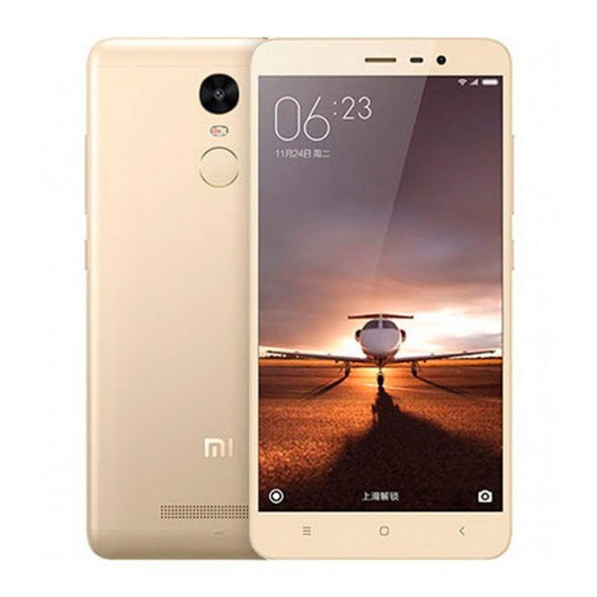 Xiaomi Note 4 Dorado 32GB Almacenamiento 3GB Ram