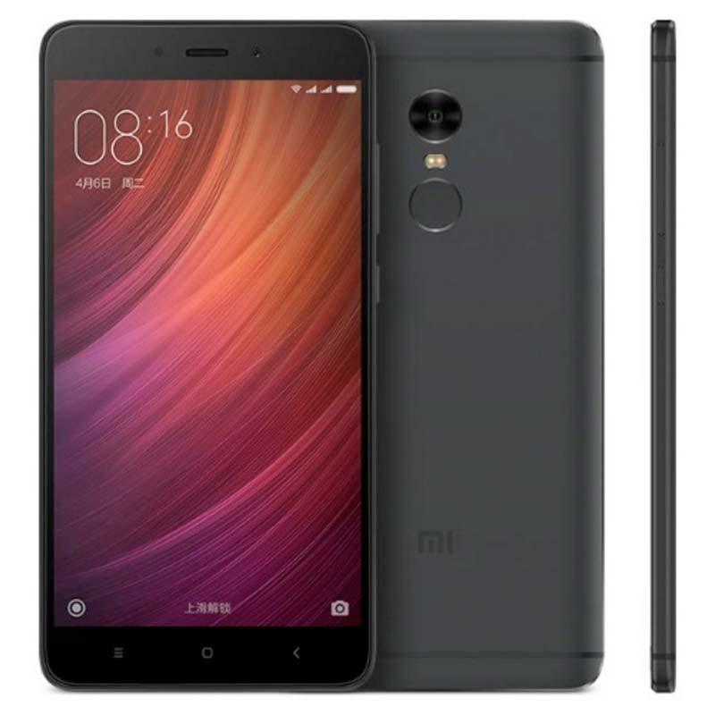 Xiaomi Note 4 Negro 32GB Almacenamiento 3GB Ram