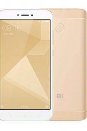 Xiaomi Redmi 4X Dorado 32GB Almacenamiento 3GB Ram